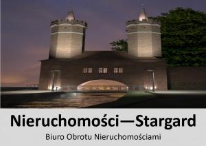 Nieruchomości STARGARD Biuro Obrotu Nieruchomościami