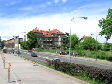 Pusta działka Wałbrzych