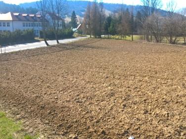 Działka budowlano-rolna Wańkowa