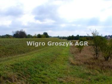 Działka rolna Pieńków