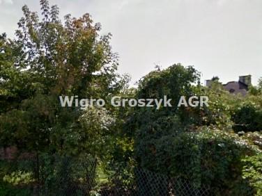 Działka usługowa Łomianki