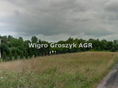 Działka budowlana Cząstków Mazowiecki