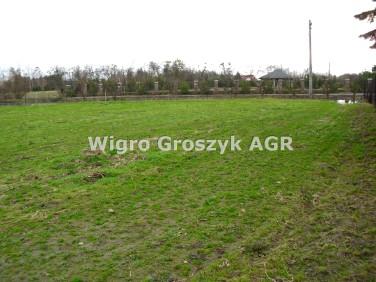 Działka rolna Bronisławów