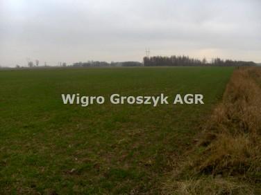 Działka rolna Szczytno