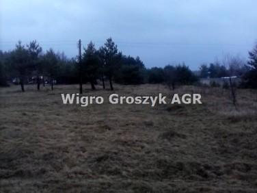 Działka budowlana Pieńków