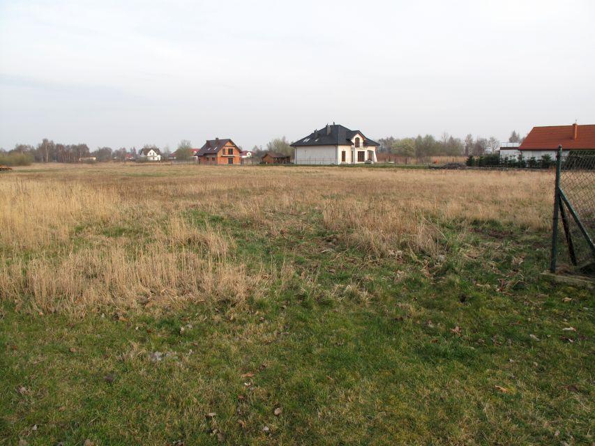 Działka budowlana Grzybowo