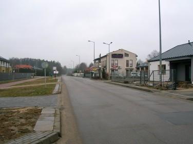 Działka budowlana Jabłonna