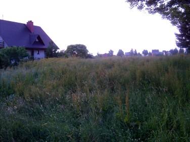 Działka budowlano-rolna Ptaszkowa