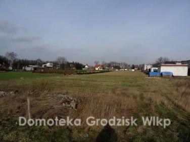 Działka budowlana Grodzisk Wielkopolski