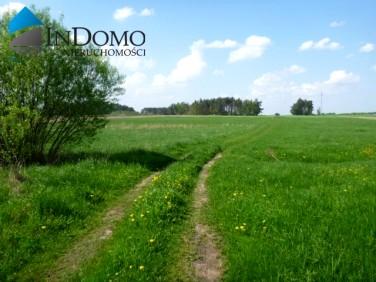 Działka siedliskowa Boryszów