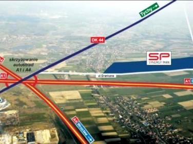 Działka przemysłowa Gliwice