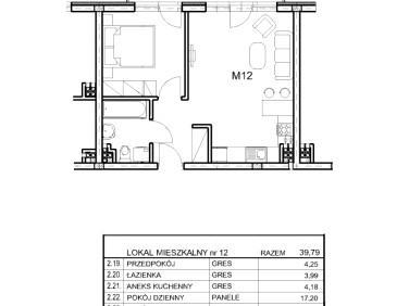 Mieszkanie Reda