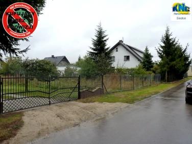Działka budowlana Łuków sprzedam