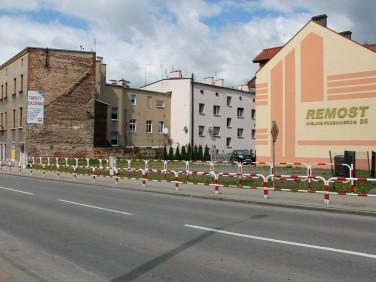 Działka inwestycyjna Olesno