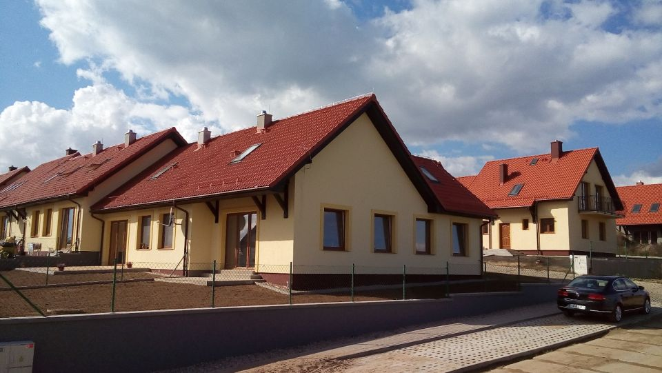 Zakątek Smyka osiedle domów jednorodzinnych i mieszkań bezczynszowych
