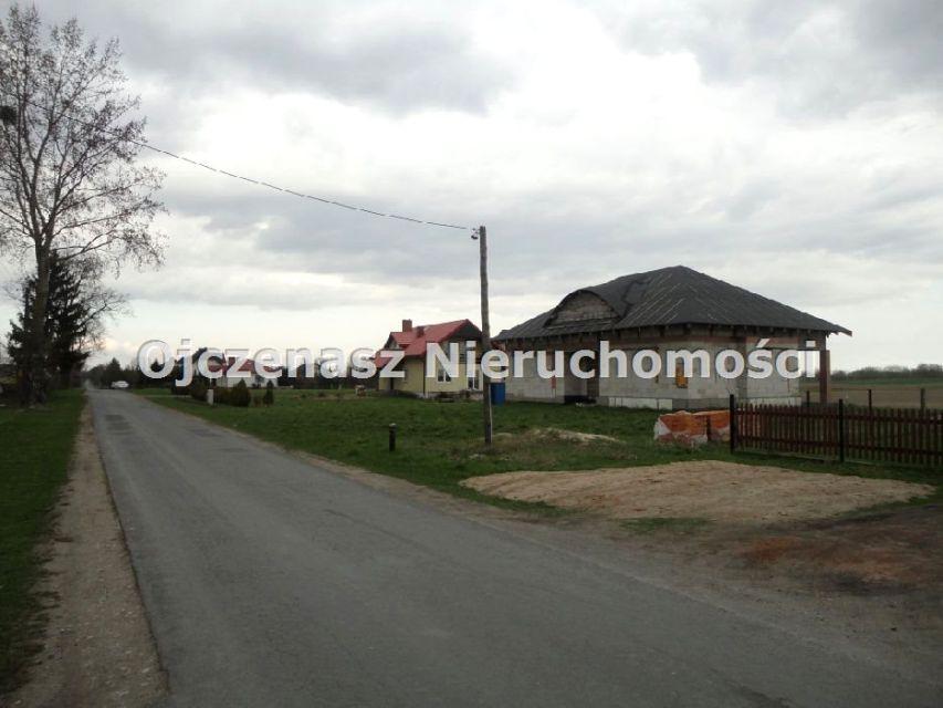 Działka budowlano-rolna Zawada