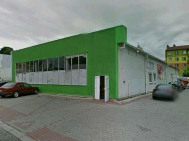 Budynek użytkowy Nysa