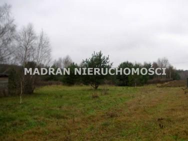 Działka budowlana Kiełmina