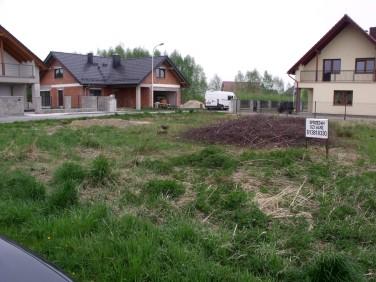 Działka budowlana Tułowice