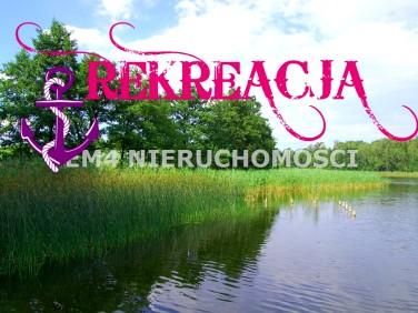 Działka rekreacyjna jezioro krzywe