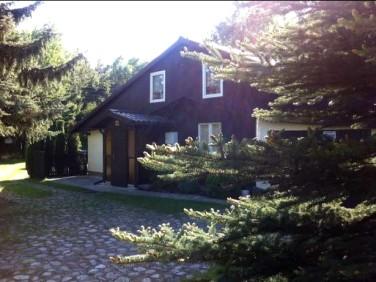 Dom Adamów-Parcel