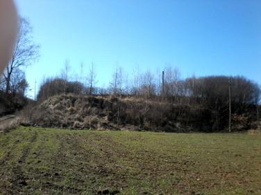 Działka budowlano-rolna Chwaliszów