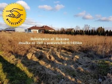 Działka budowlana Bolesławice