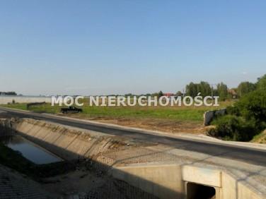 Działka inwestycyjna Nowa Wieś Wrocławska