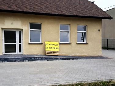Budynek użytkowy Poczesna