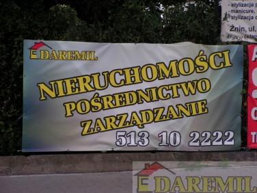 Działka budowlana Wągrowiec