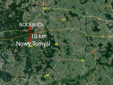 Działka Bolewice
