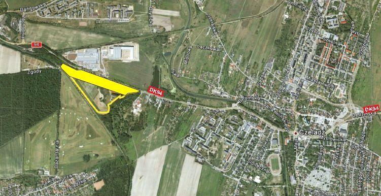 Działka inwestycyjna Siemianowice Śląskie