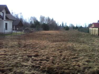Działka budowlana Stefanówka
