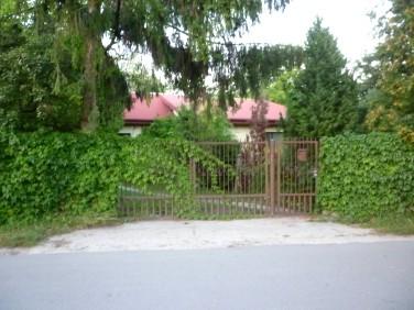 Działka budowlana Łomianki