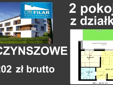 Mieszkanie apartamentowiec Lubin