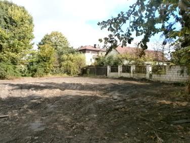 Działka inwestycyjna Porosły-Kolonia