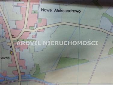 Działka budowlana Nowe Aleksandrowo