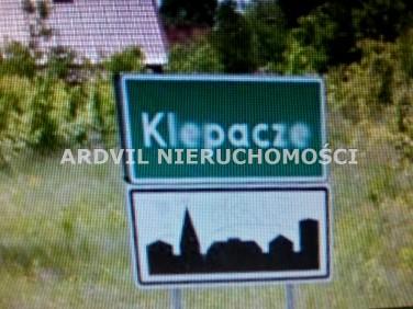 Działka budowlana Klepacze