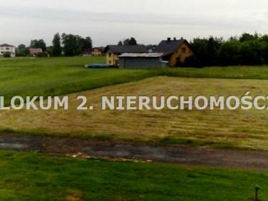 Działka budowlana Mnich