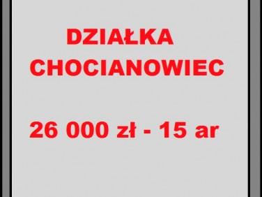 Działka budowlana Chocianowiec