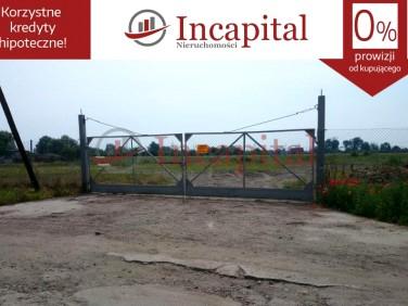 Działka przemysłowa Gdańsk sprzedam