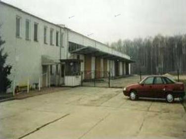 Budynek użytkowy Stare Babice