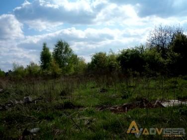 Działka inwestycyjna Dziekanów Leśny