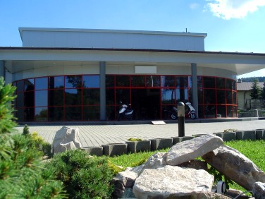 Budynek użytkowy Biert