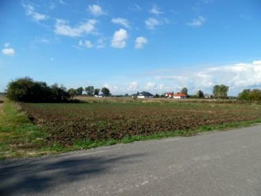 Działka rolna Krępiec