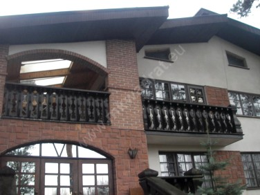 Dom Sękocin-Las