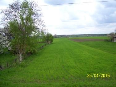 Działka budowlano-rolna Jasień