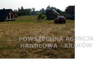 Działka budowlana Morawica