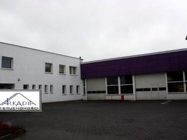 Budynek użytkowy Plewiska
