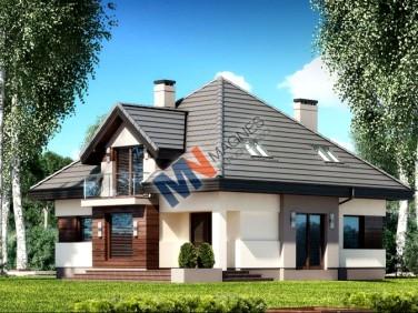 Dom Jaroszowa Wola